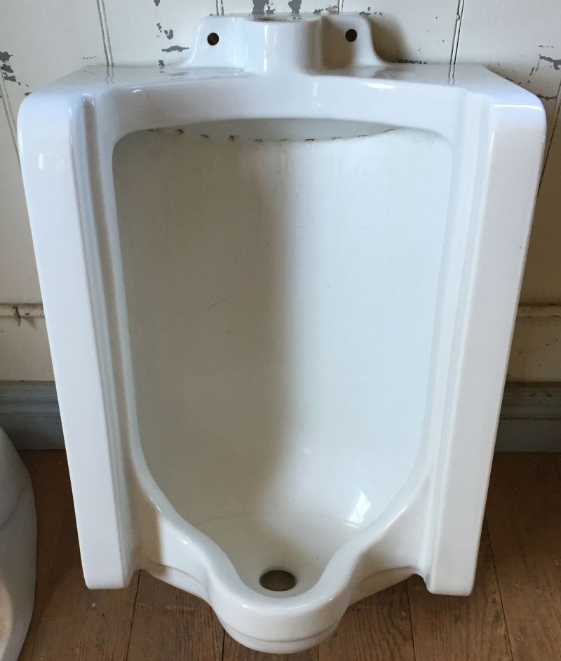 Antique Vintage Urinal