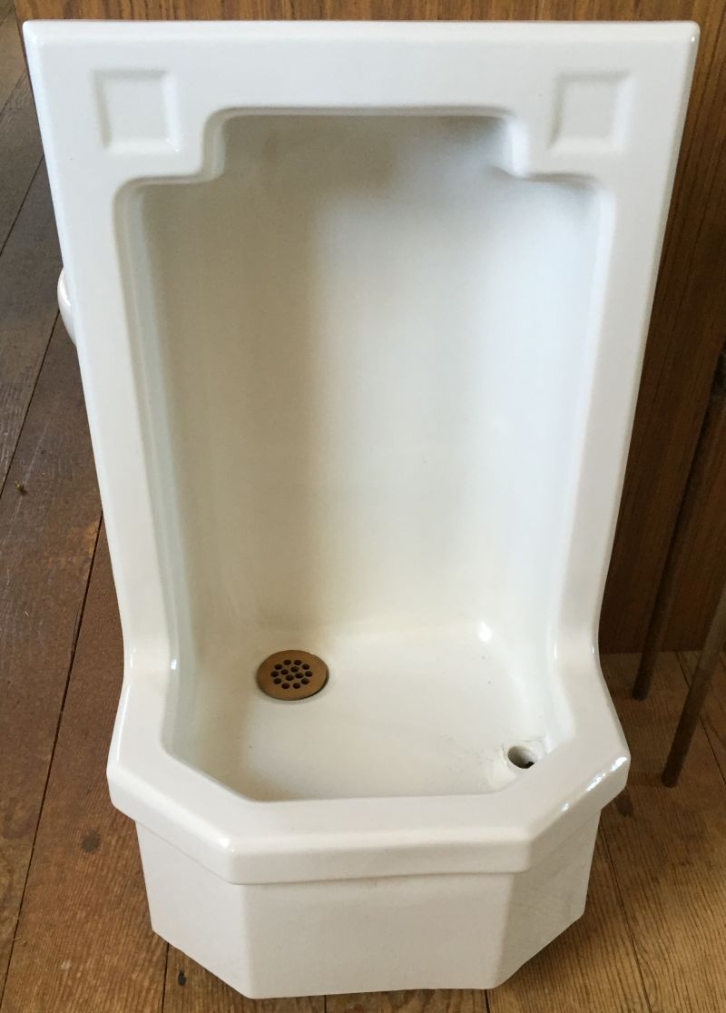 Antique vintage drinking fountain
