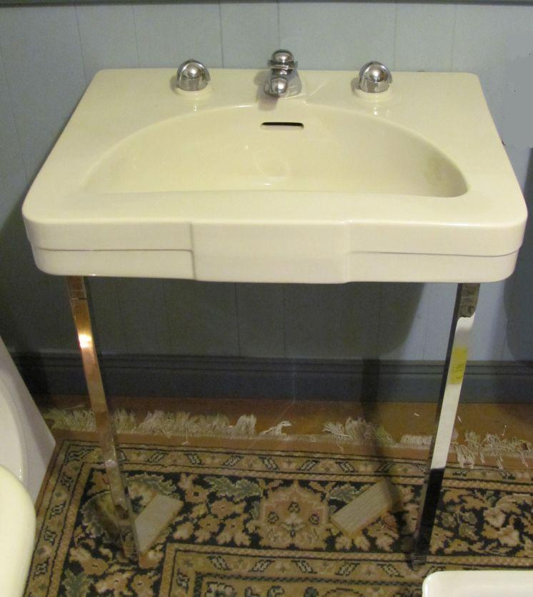 anitique wall hung sink