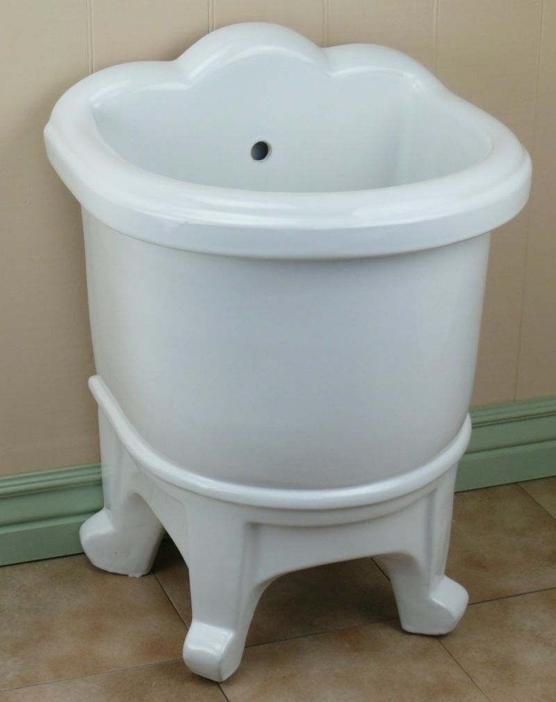 Porcelain Mop Sink : freestanding mop sink here s something different this is a mop sink ...