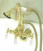 Faucet And Faucet Parts