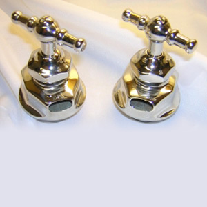 Morgan Cleveland Cowboy Tub Valves
