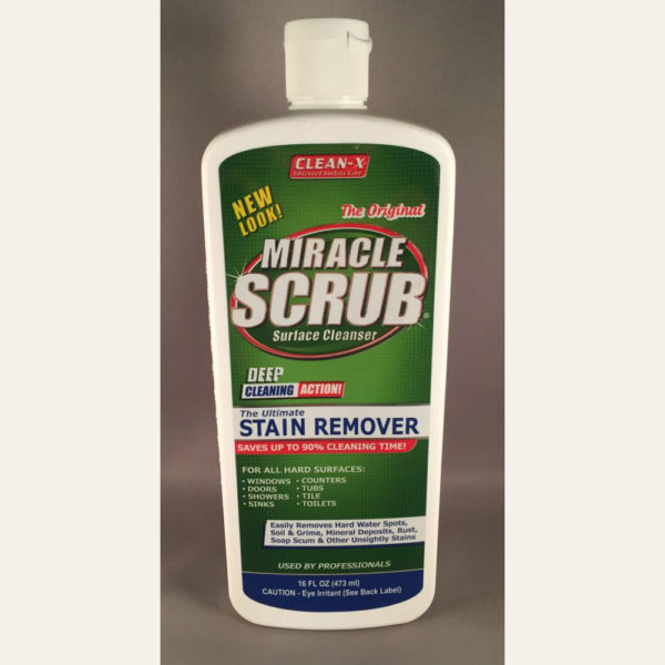 Miracle Scrub Abrasive Cleanser