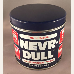 "Nev'r Dull ""Magic Wadding"" Metal Polish"