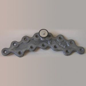 """Pilltank"" Toilet Tank Cast Iron Bracket"