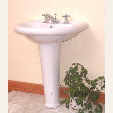 """""""Erica"""" Pedestal Sink"""