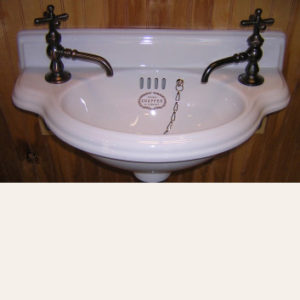 Thomas Crapper Cloakroom Wallhung Sink