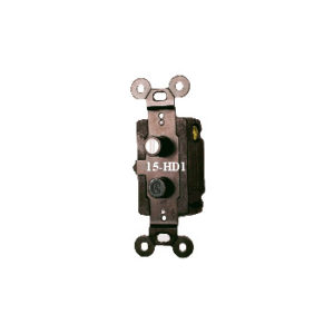 15-HD1 Heavy Duty Single Switch