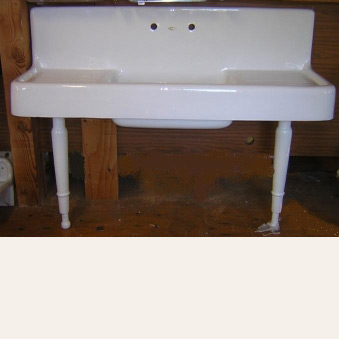 Sideboard Kitchen Cast Iron Sink