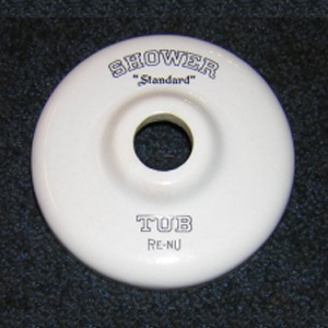 "Standard ""Re-Nu"" Diverter Escutcheon"