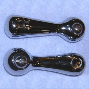 """Standard"" Metal Lever Lavatory Faucet Handle"