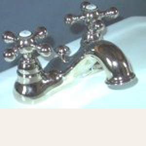 "Rohl 4"" Center Lavatory Faucet"