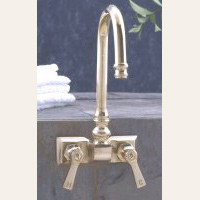Art Deco Clawfoot Tub Filler