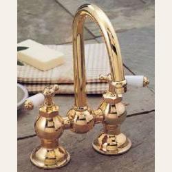 """4"""" Center Gooseneck Lavatory Faucet"""