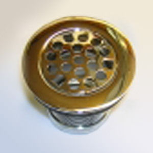 "Junior Basket Strainer For 2"" Drain Openings"