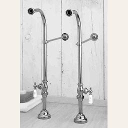 Freestanding Clawfoot Tub Supply Set