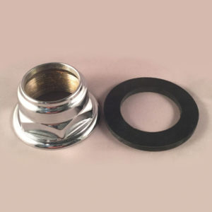 "Crane ""Securo"" Waste Drain Nut"