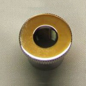 "9/16"" By 20 TPI Escutcheon Nut Only"