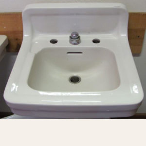 1951 Vintage Crane China Wall Hung Sink