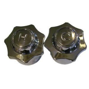 Standard Nu Seal Canopy Lavatory Handle, Pair