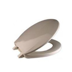 Olsonite Bone Round Toilet Seat