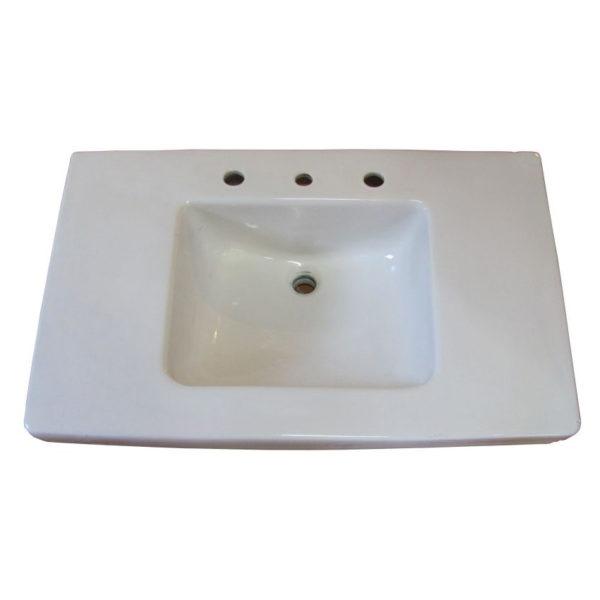 1954 Vintage Standard Console Sink