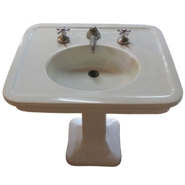 1902 Vintage Tepeco Standing Waste sink