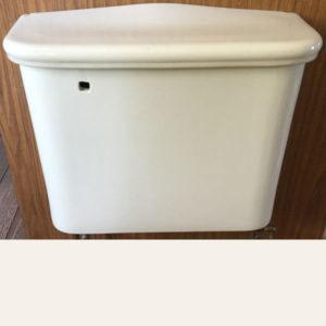 "1925 Vintage Standard ""Kokomo"" 600 Toilet Tank"