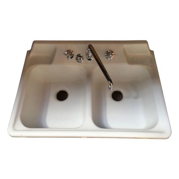 Reproduction Crane Pre WW2 Kitchen Slantback Faucet