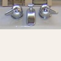 Restored Antique Crane Oxford Sink Faucet