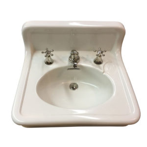 "Antique 1927 Crane ""Clermont"" Wall Hung Sink"