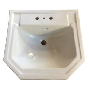 Vintage 1957 Standard Tile-in Sink