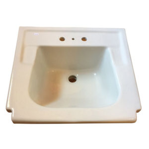 Hudee Ring and Countertop Mount Lavatory Sinks