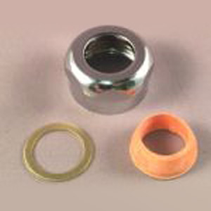 "1/2"" Slip Joint Nut Set"
