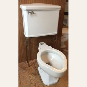Antique Circa 1931 Washington Pottery Toilet Set