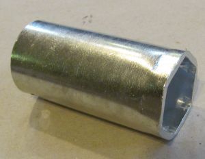 Crane Postwar (WW2) Integral Spout Locknut Socket