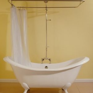 6′ Double Slipper Tub