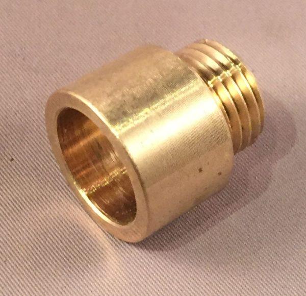 Crane Post-WW2 integral spout cartridge stop