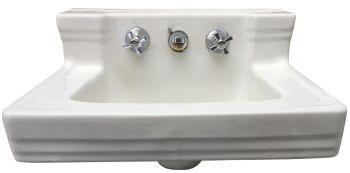 "Circa 1955 Standard ""Companion"" sink"