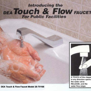Touch and Flow Faucets