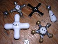 Crane pre-war valves