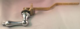 52-KTAL1C Chrome flush lever