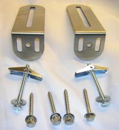 59-SB Crane Pedestal sink Brackets