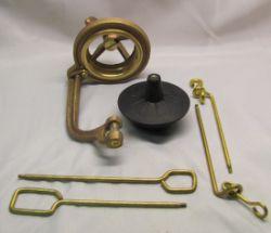 65-5129 Case flush valve