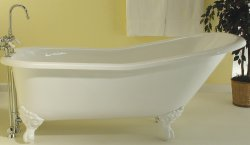 "15-704C 66"" slipper tub"