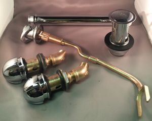 OF1732 Crane post-WW2 Drexel faucet