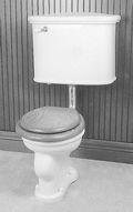 Low-tank toilets