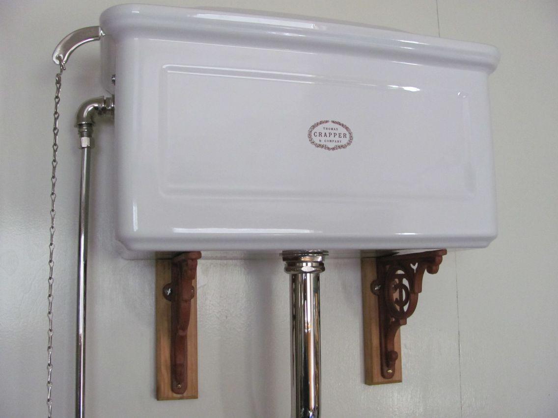 Thomas Crer China Hightank Toilet Tank Only Dea Bathroom Machineries