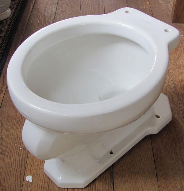1938 Vintage Kohler Sibley Toilet Bowl Dea Bathroom Machineries