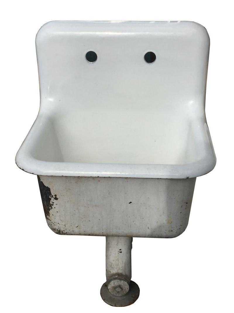 1950 S Vintage Standard Utility Sink